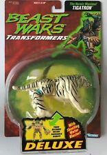 Transformers Beast Wars Heroic Maximal Tigatron 1996 Kenner Action Figure NEW!