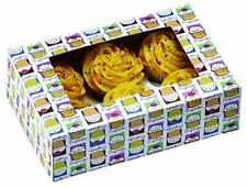 Wilton 2pk Cupcake Heaven Box for Six Standard Cupcakes Decoration Transport