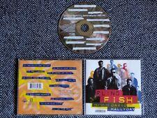 DAVID HALLYDAY & Blind Fish - 2000 BBF - CD
