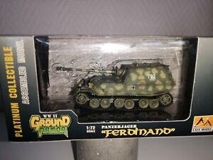 Miniature Militaire 1/72,Easy Model, Item 36223, Ferdinand