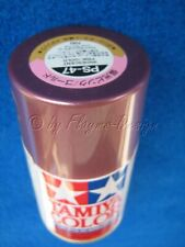 Lexanfarbe PS-47 PINK-GOLD Spraydose 100ml  Tamiya Color