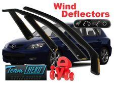 Mazda 3  2003 - 2009  5.doors HATCHBACK Wind deflectors 4.pc  HEKO   23127