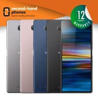 Sony Xperia 10 - 64GB - Black/Navy/Silver/Pink (UNLOCKED/SIMFREE) 12M Warranty