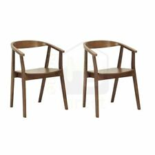Oak Modern Armchair Chairs