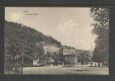 1911 SPA BELGIUM LA PLACE ROYALE POSTCARD