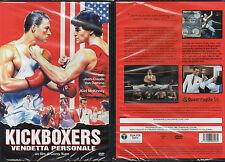 KICKBOXERS - VENDETTA PERSONALE - DVD (NUOVO SIGILLATO) VAN DAMME