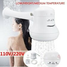 5400W 220V Instantaneous Water Heater Electric Shower Head Instant Bath Shower