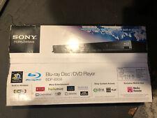 New listing Sony Blu-Ray Disc/Dvd Player Bdp-Bx58