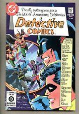 Detective Comics #500-1981 vf- Batman Giant Size Jim Aparo Hawkman