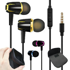 Super Bass In-Ear Kopfhörer Ohrhörer S9 Headset Earphone Headphone + Bag Tasche