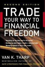 Trade Your Way to Financial Freedom Tharp, Van K. VeryGood