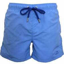 Gant Classic Men's Swim Shorts, Pacific Blue