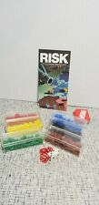 VINTAGE RISK GAME REPLACEMENT PIECES WITH INSTRUCTIONS 1980