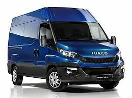 Commercial Vehicle Van Remote Alarm Iveco Daily Installed Midlands