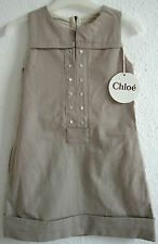 Chloe niños c12014 chica vestido túnica Kids 4 años talla 98 nuevo con etiqueta
