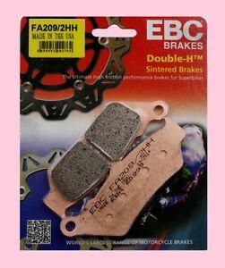 EBC Sinterizadas Pastillas Freno Trasero Para BMW R1200 R1250 R1200GS & R1250GS