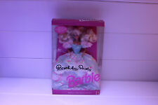 Barbie BIRTHDAY PARTY BARBIE with Cake 1992 NIB Mattel Doll