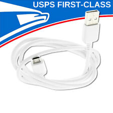 Cable for Samsung HTC LG Blackberry Cell Phone > White MICRO USB
