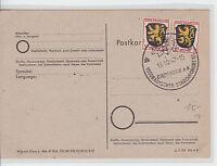 ENDINGEN a. K. - 1. Südbadischer Schachkongress 1947 !!!