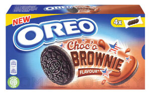 OREO Choco Brownie Flavor Sandwich Cookies Bisquits 176g / 6.2oz