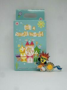 It's a Small World Disney Hawaii drummer Aloha mystery pin