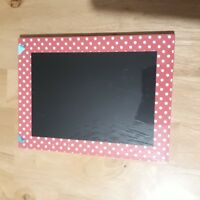 New Mini/small 8x6 Inch Chalkboard For Kids Or Home Use