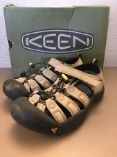 KEEN Kids size 3 Newport Waterproof Sport Sandals Shoes TAN