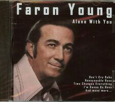 FARON YOUNG - Alone With You - CD - NEW