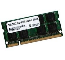 1gb 1024 MB ddr2 para portátiles memoria RAM 533 MHz SO-DIMM pc2-4200s pc4200