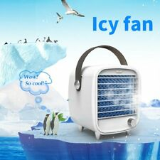 Like Blaux Portable Ac Air Conditioner Cooler Cooling Artic Fan Humidifier Home
