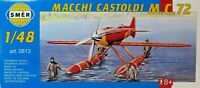 SMER MACCHI CASTOLDI M.C.72,Wasserflugzeug, Italien, Bausatz 1:48,0813,OVP,NEU