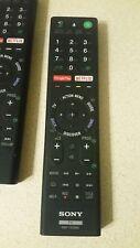 Control Remoto Tv Sony RMF-TX200E control de voz