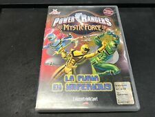 Time of Vintage - DVD Power Rangers Mystic Force La Furia Di Imperius EL-A994