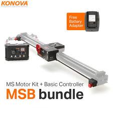 Konova MS kit+Basic controller MSB for K2 Camera Slider Motorized Timelapse