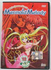 dvd MERMAID MELODY Principesse sirene HOBBY & WORK numero 12