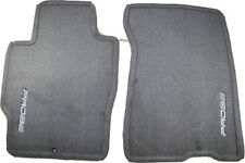 New Genuine Factory OEM Floor mats for Ford Probe GT Opal Gray Front