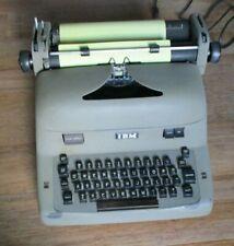 Vintage 1950's IBM Electric Typewriter Model 11C works