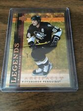 Mario Lemieux Upper Deck Artifacts Legends 1193/1499 Penguins 07-08 Hockey 102