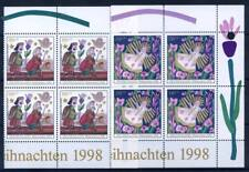Germania Bund 1998 Mi. 2023-2024 Nuovo ** 100% Natale, quartina