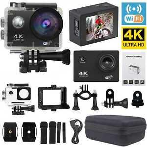 SJ9000 Wifi 1080P 4K Ultra HD Sport Action Camera DVR DV Waterproof Camcorder US