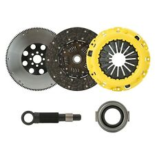 CLUTCHXPERTS STAGE 1 CLUTCH+FLYWHEEL KIT 88-91 CIVIC EF9 CRX EF8 SIR B16A CABLE