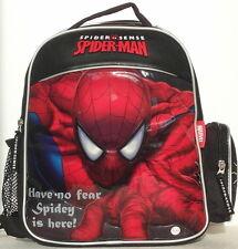 Rucksack SPIDERMAN NEU! Marvel Kindergartentasche Schulranzen Schultasche Ranzen