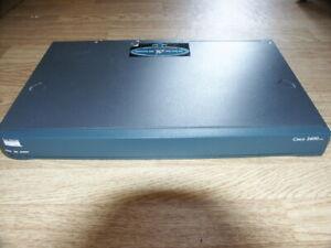 Cisco 2620XM - Series 2600 - Router incl. SDSL-Modem
