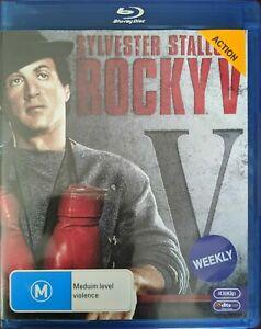 Rocky V Blu-ray
