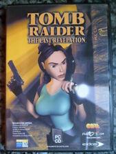 Tomb Raider IV 4 The Last Revelation PC Gran Aventura Lara Croft en castellano_