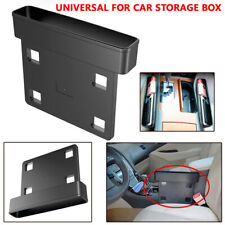 Car Seat Gap Catcher Storage Box Console Organizer Coin Console Side Pocket