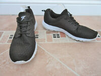 Primark Workout - Mens Black Casual Shoes - size 10 / 44