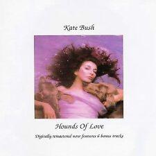 Kate Bush, Hounds of Love, Very Good Import, Original recording remas