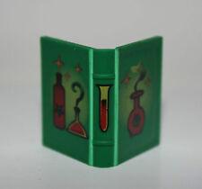 Lego Harry Potter Zauberbuch ! 4708 4709 4721 ! grünes Buch mit Aufdruck