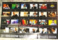 BIGBANG BIG BANG BIGSHOW MAKING Korean Promo Poster